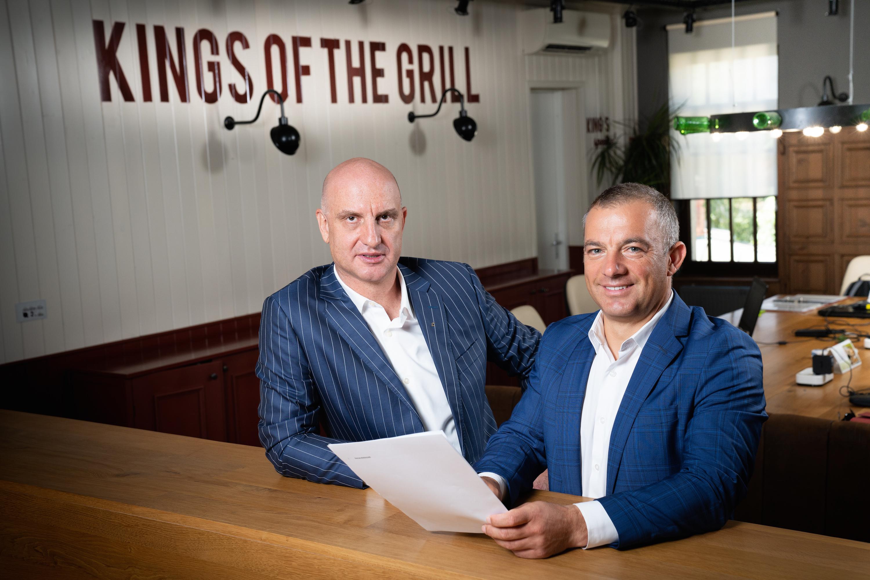 Daniel Mischie CEO City Grill