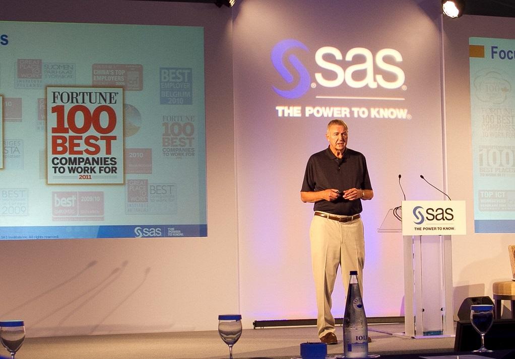 Gigantul tech SAS, controlată timp de 45 de ani de CEO-ul Jim Goodnight, anunță planurile pentru listarea la bursă