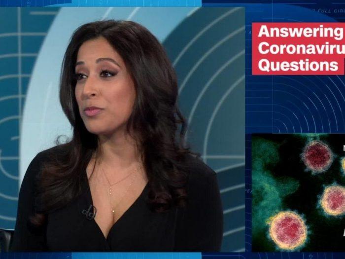 seema yasmin coronavirus