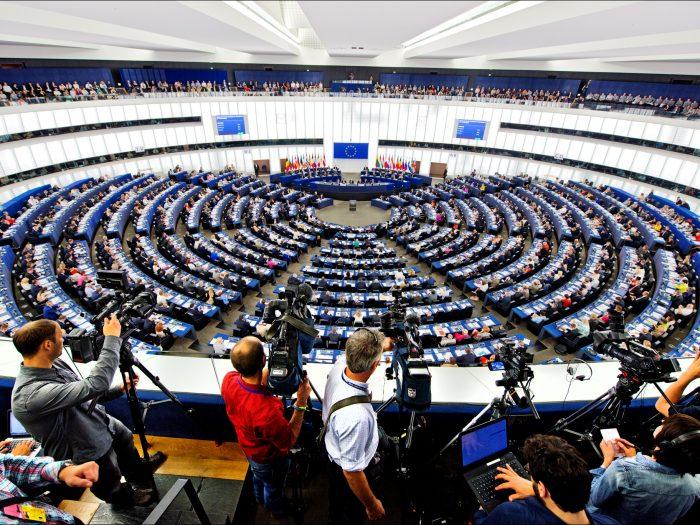 parlamentul european devina prima institutie europeana care utilizeaza sap s 4hana