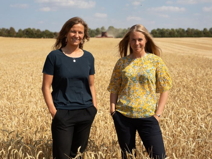 Julie Koch Fahler and Ida Boesen _Co-Founders_Commoditrader