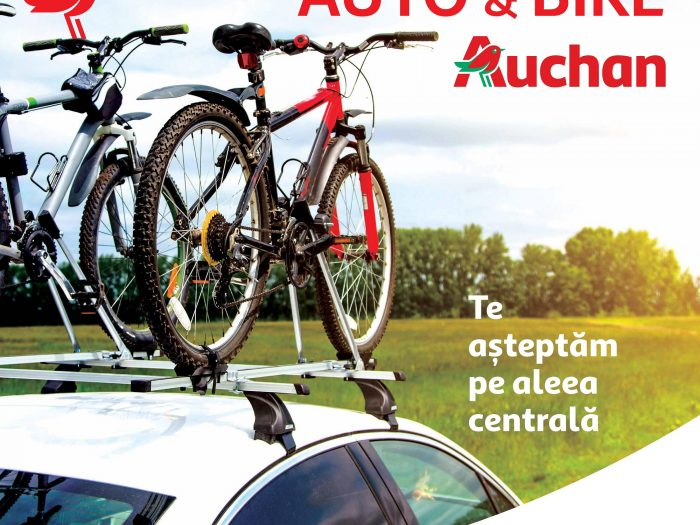 Auchan - Targ accesorii auto si bike - Bottari