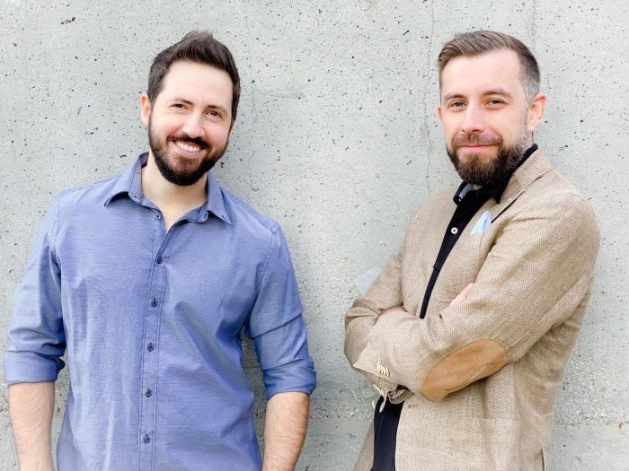 Tailent (MissionCritical)_ Cristian Oftez (stanga) si Mario Popescu (dreapta)