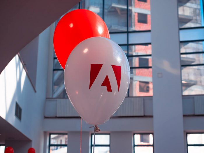 adobe romania balon office