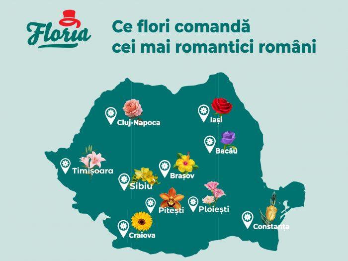 Ziua Mondiala a Oraselor Cele mai iubite flori_FloriaRo