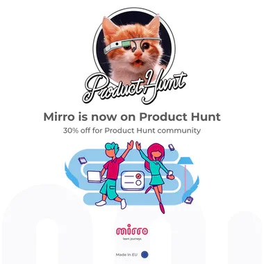 mirro e pe product hunt