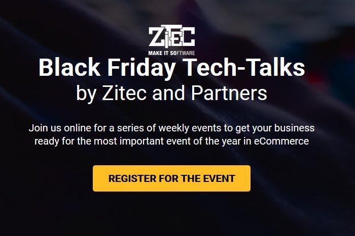 zitec talks black friday