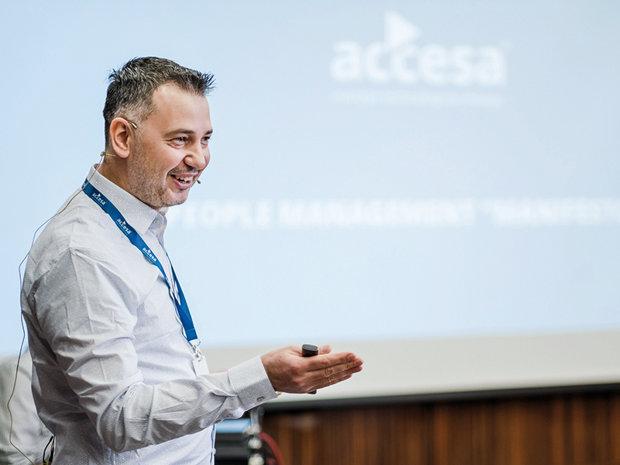 Nemții de la Ratiodata au preluat firma românească Accesa și vor să angajeze 400 de IT-iști în trei ani