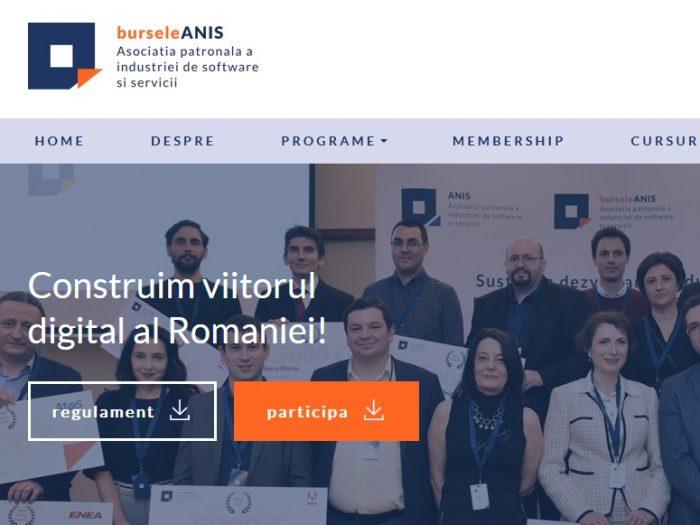 Bursele ANIS 2020