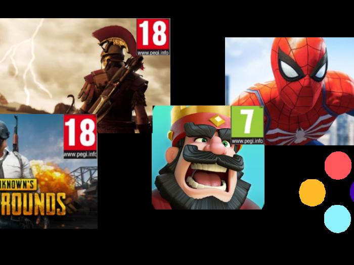 platforma despre jocuri video