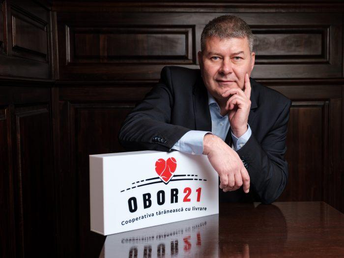 Florian Mateita - cofondator Obor21