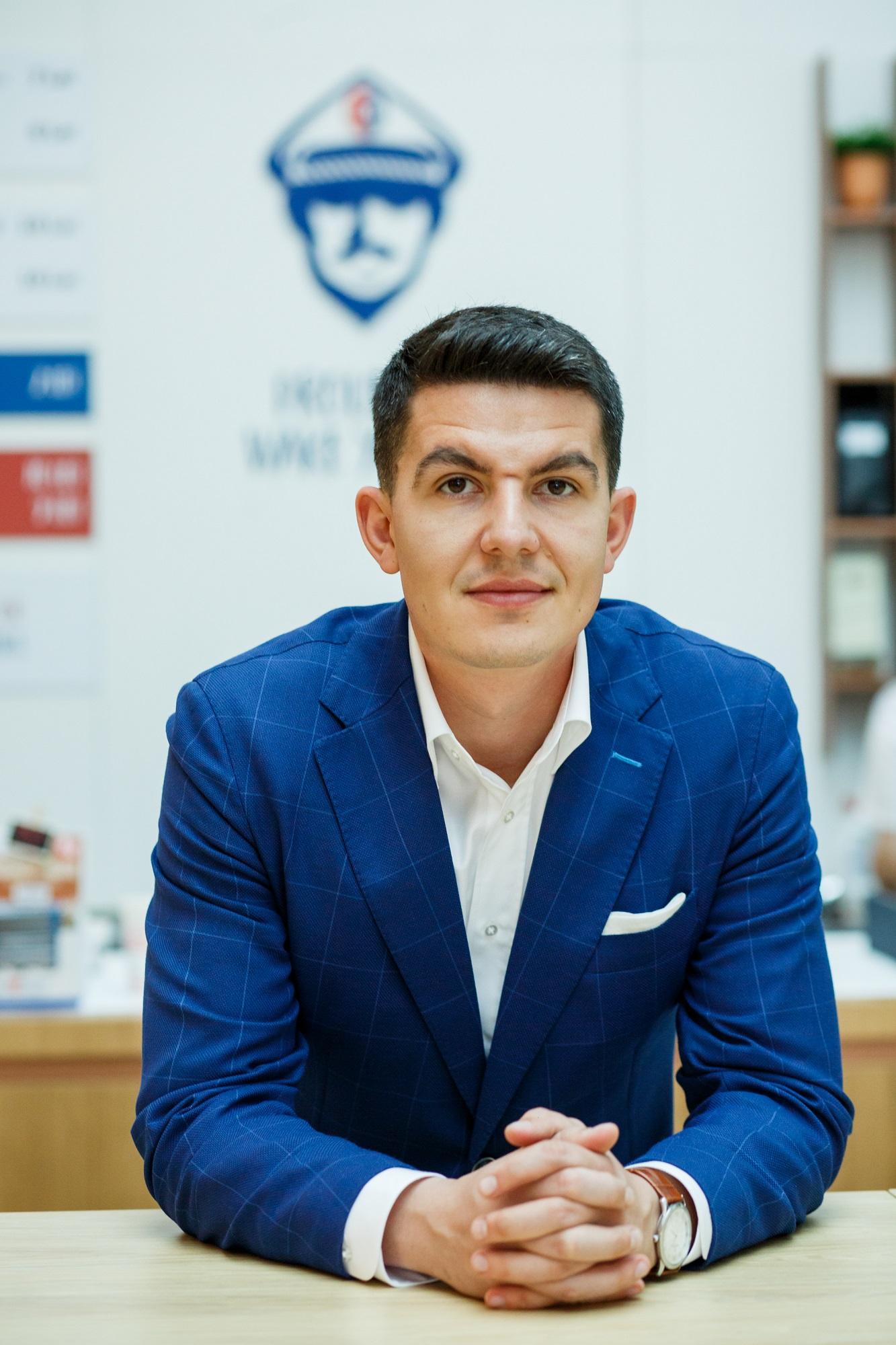 Bogdan Pandea, CEO si fondator Captain Bean
