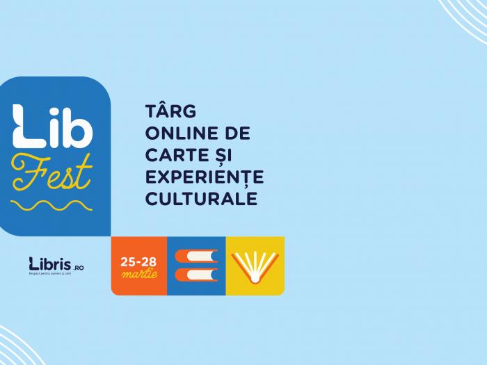 târgul online de carte LibFest 2021