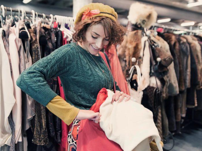 Lanțul de magazine LaMajole va vinde haine purtate în hipermarketul Auchan Cluj Nord