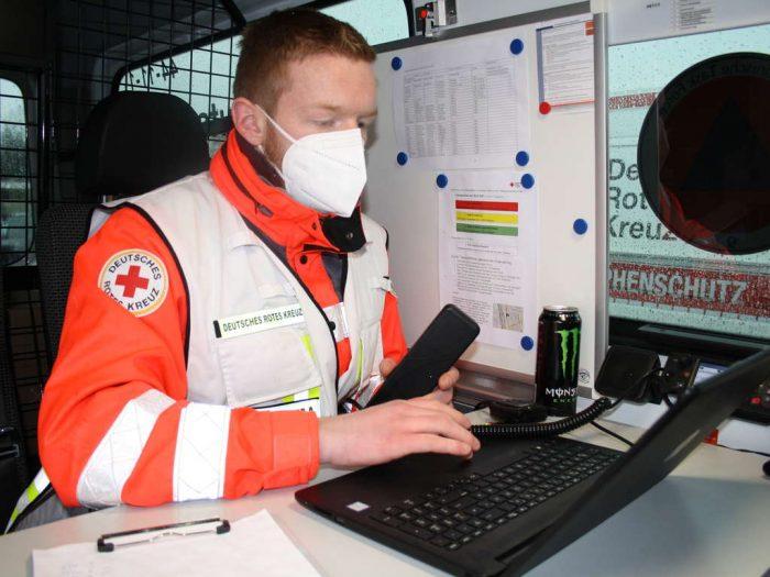 Crucea Roșie Germania folosește un sistem SAP pentru a optimiza campania de vaccinare a populației