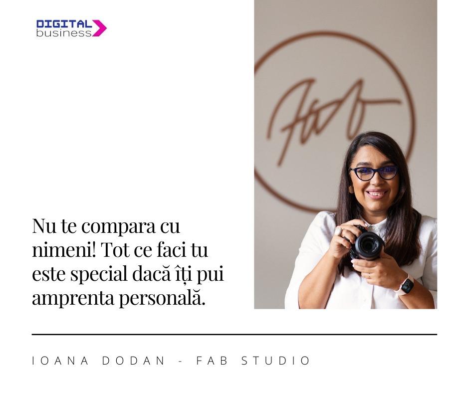 Ioana Dodan - FAB Studio