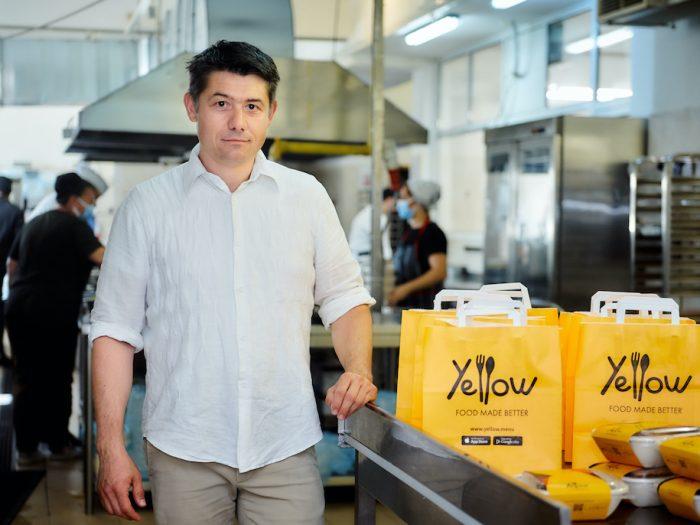 Adrian Ciucur_CEO Yellow Menu