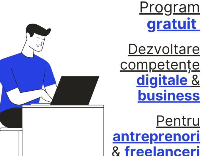 Cum îți poți dezvolta competențe digitale și de business gratuit